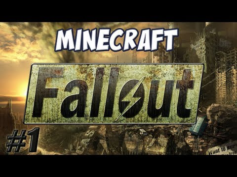 Minecraft Fallout Part 1 – Fresh Out The Vault