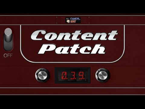 Content Patch – February 1st, 2013 – Ep. 039 [GTA V, Warcraft movie, Wii U]