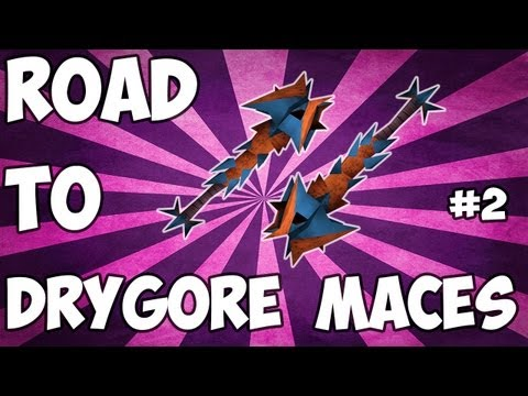 RuneScape – Road To Dual Drygore Maces From Scratch – Episode 2 – Commentary