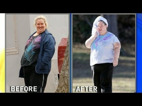 Honey Boo Boo Star Mama June Shannon Drops More Than 100 Pounds: Before and After Photos