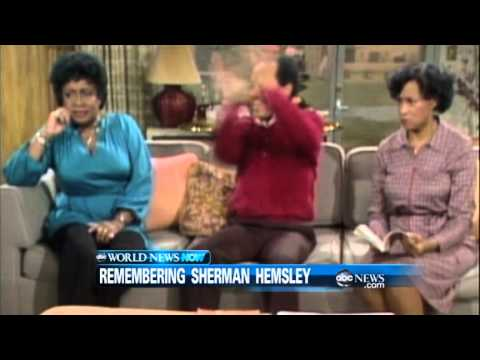WEBCAST: Remembering Sherman Hemsley