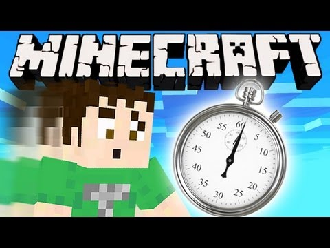 Minecraft – ONE SECOND