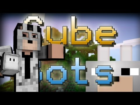 Minecraft Mods – Cube Mobs 1.4.7 Review and Tutorial – Little Companions!!