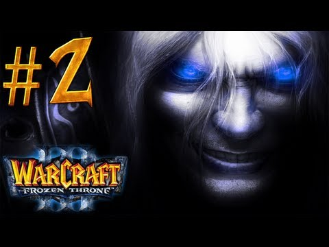 Warcraft 3 The Frozen Throne Walkthrough – Part 2 – The Broken Isles [1/2]