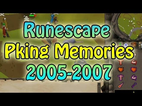 Runescape Pking Memories (2005-2007) – Edgeville | East Varrock | Hill Giants