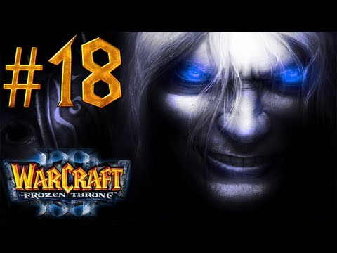 "Warcraft 3 The Frozen Throne Walkthrough – Part 18 – The Crossing ""Secret Level"" [2/2]"