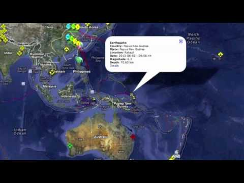 2MIN News August 3, 2012: Quakes, Weather, Sun, Planets