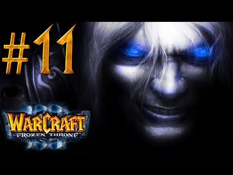 Warcraft 3 The Frozen Throne Walkthrough – Part 11 – The Brothers Stormrage [2/2]