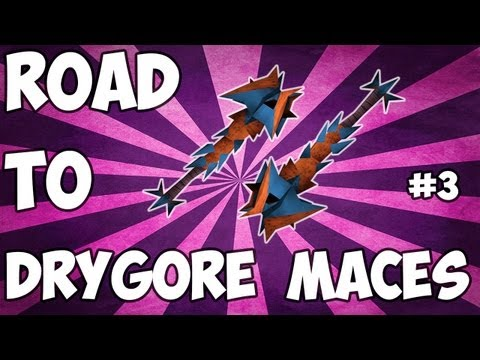 RuneScape – Road To Dual Drygore Maces From Scratch – Episode 3 – Commentary