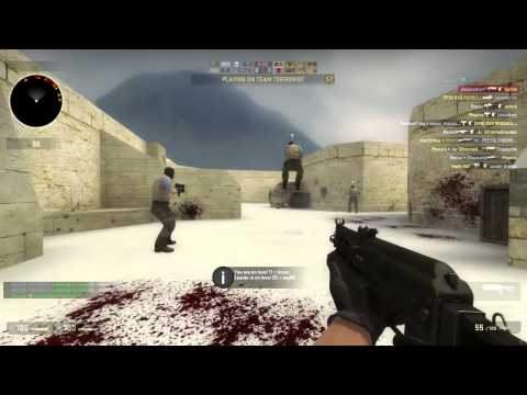 Counter Strike Global Offensive GUNGAME OCT 13