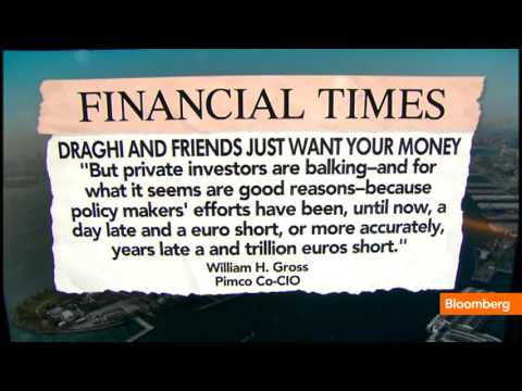 The Must Read: Years Late, A Trillion Euros Short