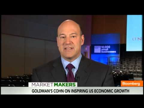 Gary Cohn: One Direction for Interest Rates to Go
