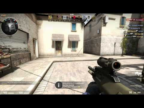 Let's Play Counterstrike: Global Offensive #002 [Deutsch/HD] – Deathmatch Office/Italy