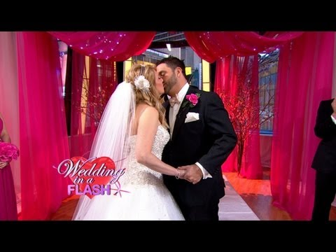 Valentine's Day 2013: Just-Engaged Couple Gets Married Live on 'GMA'