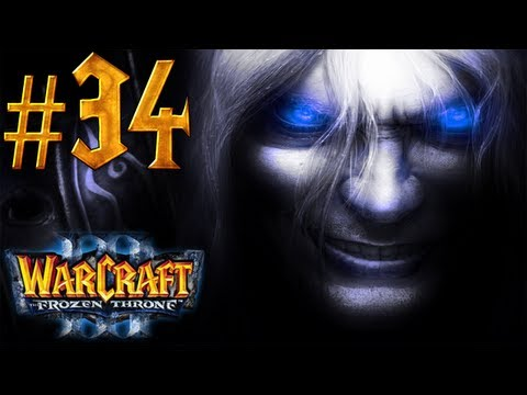 Warcraft 3 The Frozen Throne Walkthrough – Part 34 – A New Power in Lordaeron [2/2]