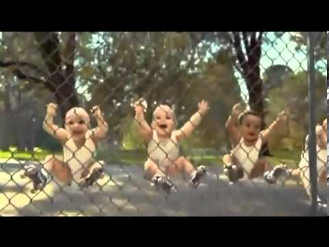 Funny Babies Stunning Dance – When muliple babies day out