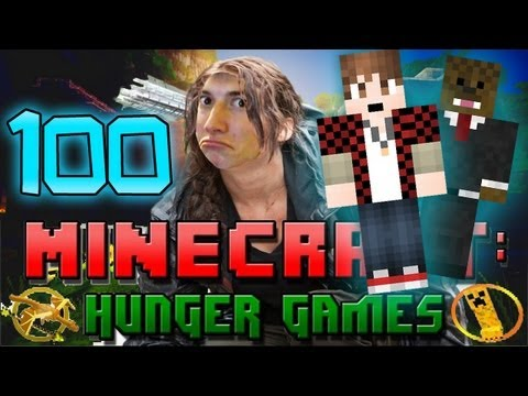 """Minecraft: Hunger Games w/Mitch! Game 100 – """"The Legend of Benja & Bacca"""""""