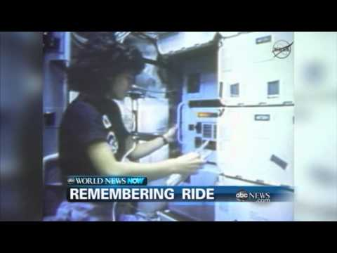 WEBCAST: Remembering Sally Ride
