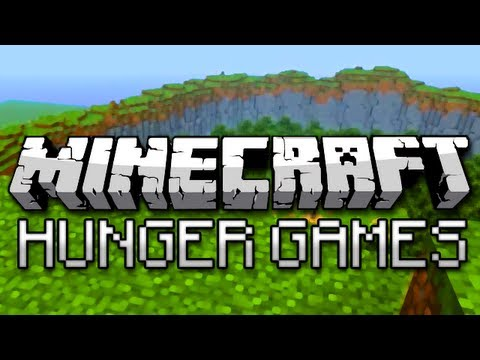 Minecraft: Hunger Games Survival w/ CaptainSparklez – A Quickie