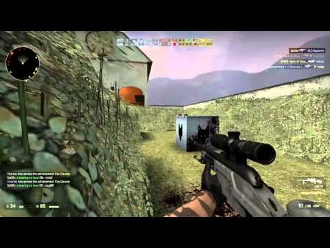 Counter Strike Global Offensive GUNGAME August part 7