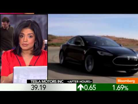 Tesla Achieved 20000 Annualized Production Rate