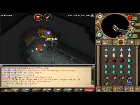 Runescape: Thoughts on Starting From Scratch