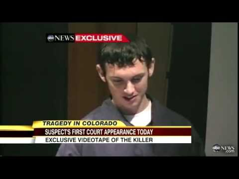 Aurora, Colorado Shooting Suspect James Holmes Seen In Video, Expected in Court – ABC NEWS EXCLUSIVE