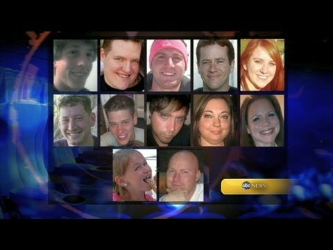 Remembering the Colorado Shooting Victims
