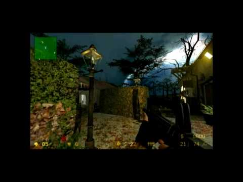 Counterstrike Source Map Area28 – Airstrike Simulation