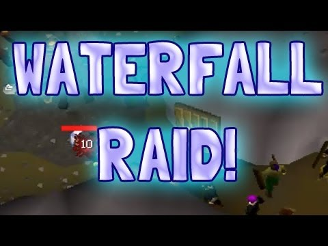 Waterfall Quest Raid! – Runescape 2007 30 ATK 30 STR Day # 1