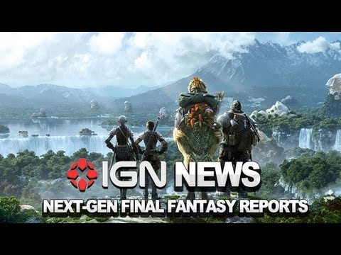 IGN News – Final Fantasy Versus XIII Possibly Moving to PS4