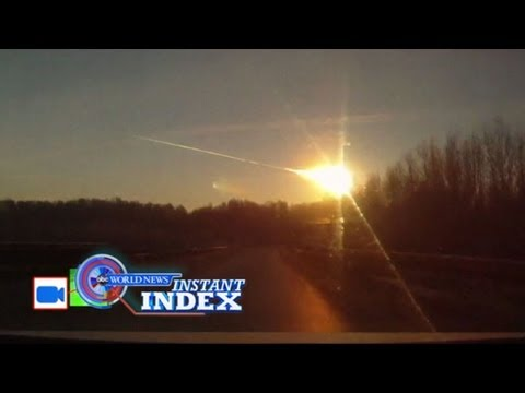 Instant Index: Scientists Find Source of Russian Meteor Crash