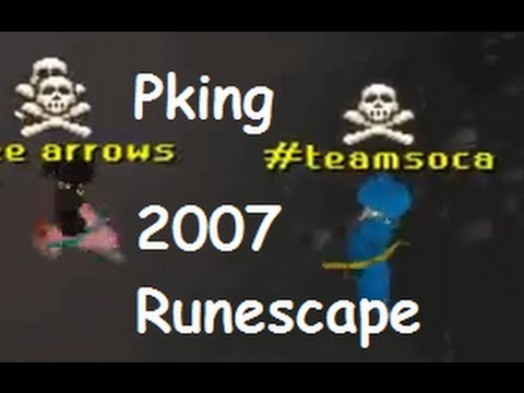 Making Bank Pking in Old Runescape Day 3 – Socajowa