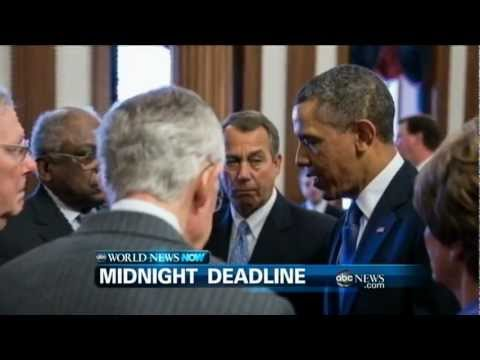 WEBCAST: Budget Deadline Tonight
