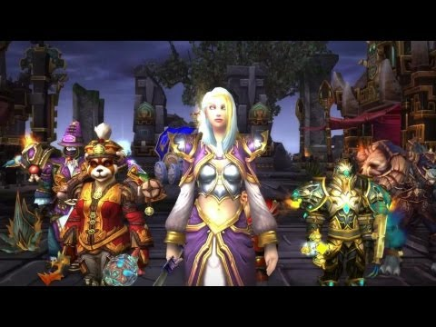 World of Warcraft: Mists of Pandaria – Patch 5.2 Trailer