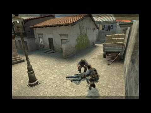 CS:Source Pro vs Noob(s) 2 HD