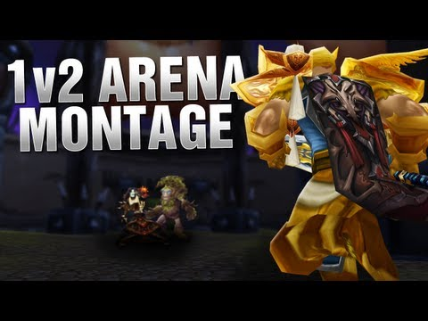 Swifty 1vs2 Arenas & Give-away – World of Warcraft MOP
