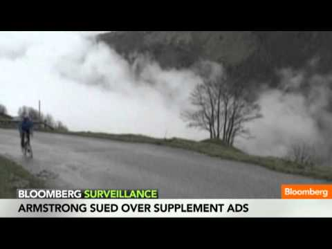 Lance Armstrong Facing Suit Over Supplement Ads