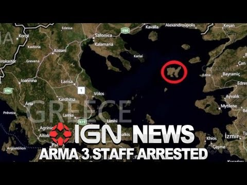 IGN News – Staff Working on ArmA 3 Arrested For Spying