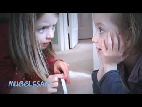 Sophia & Bella in THE ANNOYING SISTER | Funny Babies Mugglesam
