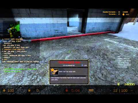 1st Video, Counterstrike Source