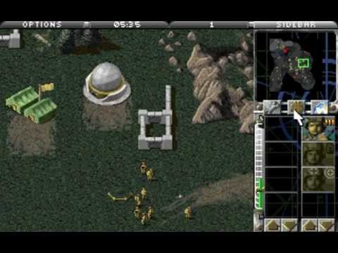 DOS Game: Command & Conquer – Red Alert – Counterstrike