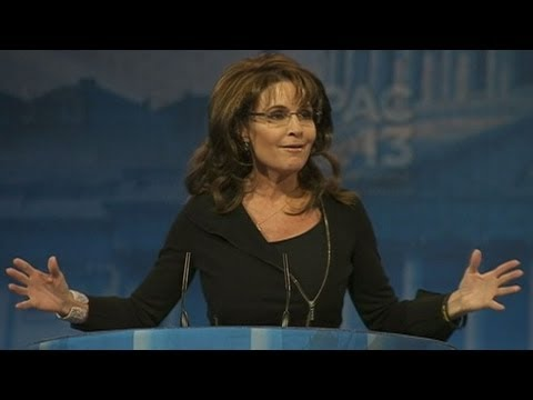 Sarah Palin CPAC 2013 Speech: Message to Obama 'Step Away From the Teleprompter and Do Your Job'