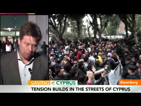 Cyprus Crisis: Tension Builds in the Streets