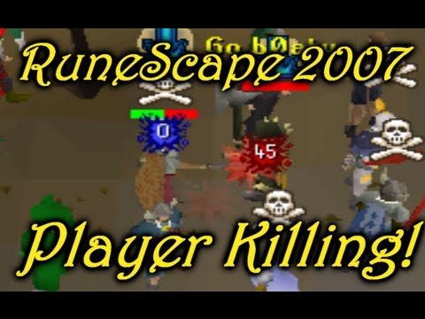Runescape 2007 | B0aty – Player Killing in Edgeville