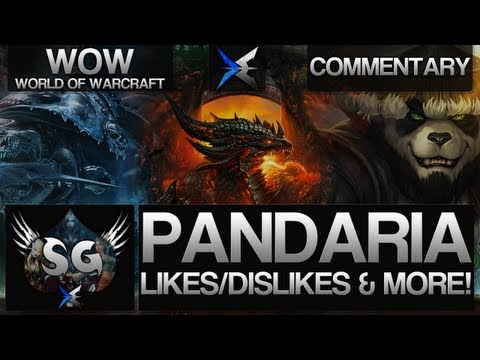 ♠ Strifium Gaming – World Of Warcraft: Talking About Mists Of Pandaria & Stuff!