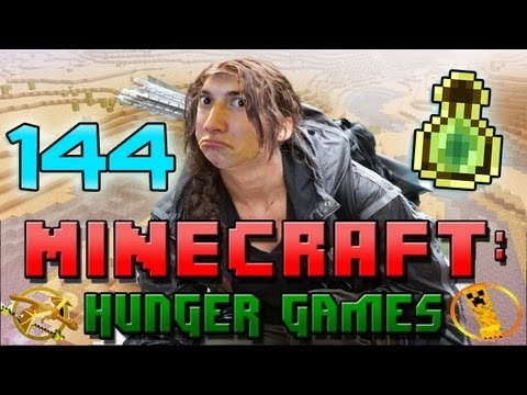 Minecraft: Hunger Games w/Mitch! Game 144 – Sad Face