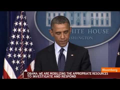 Obama on Boston Bombing: 'We Will Find Out Who Did This'
