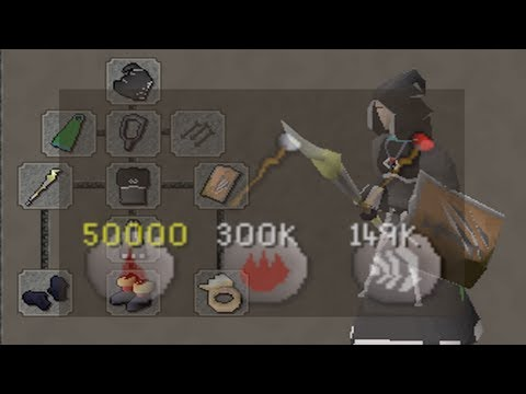 Runescape 2007 – Sparc Mac's Staking Adventure #3 & 50,000 Fire Waves!