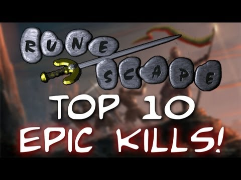 Runescape 2007: Top 10 Epic Kills – Week #3